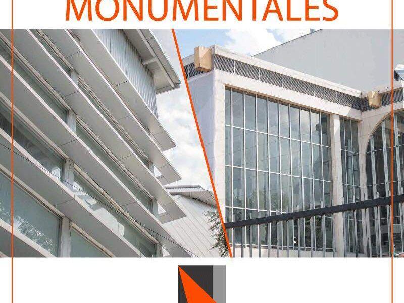 Suministro e instalación de aluminio y vidrio