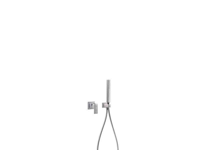 Grifería CUADRO-TRES Kit de ducha monomando