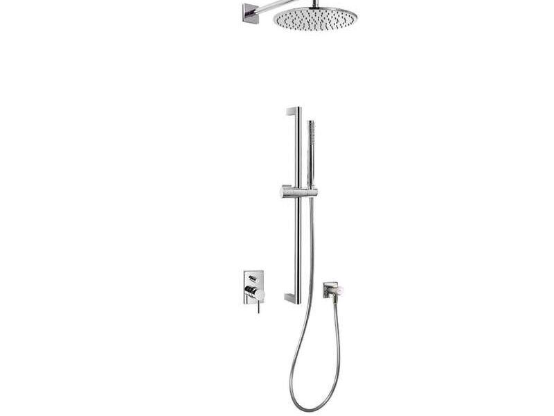 Grifería MAX-TRES Kit ducha monomando empot