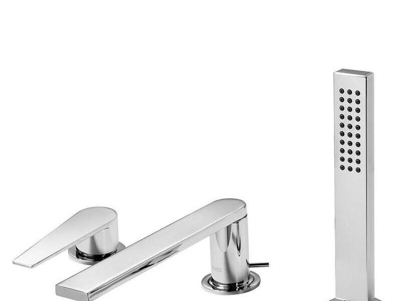 Grifería CLASS-TRES Monomando bañera repisa