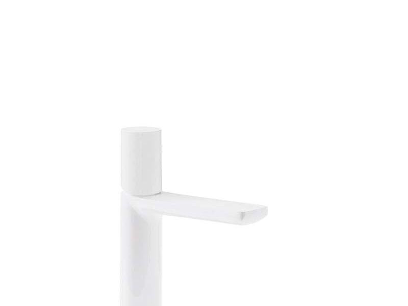 Monomando lavabo blanco LOFT COLORS