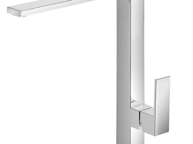 Monomando fregadero vertical CUADRO-TRES