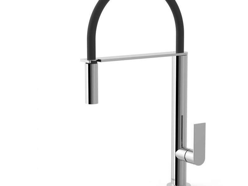 MAX-TRES Monomando fregadero vertical