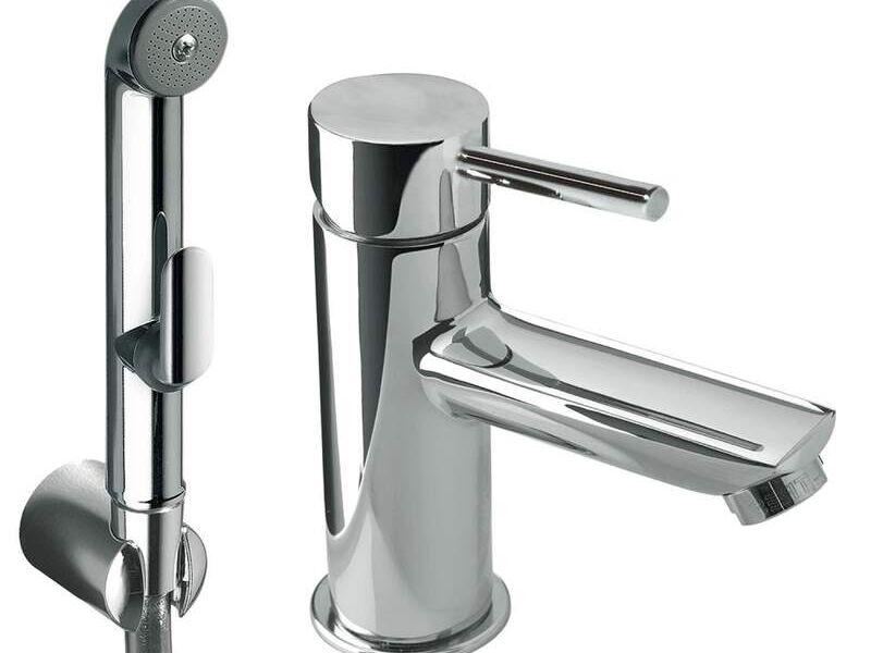 Monomando lavabo MAX-TRES para bidé WC