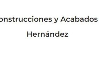 REMODELACIONES GRANDES INFRAESTRUCTURAS - Construcciones y Acabados Hernández
