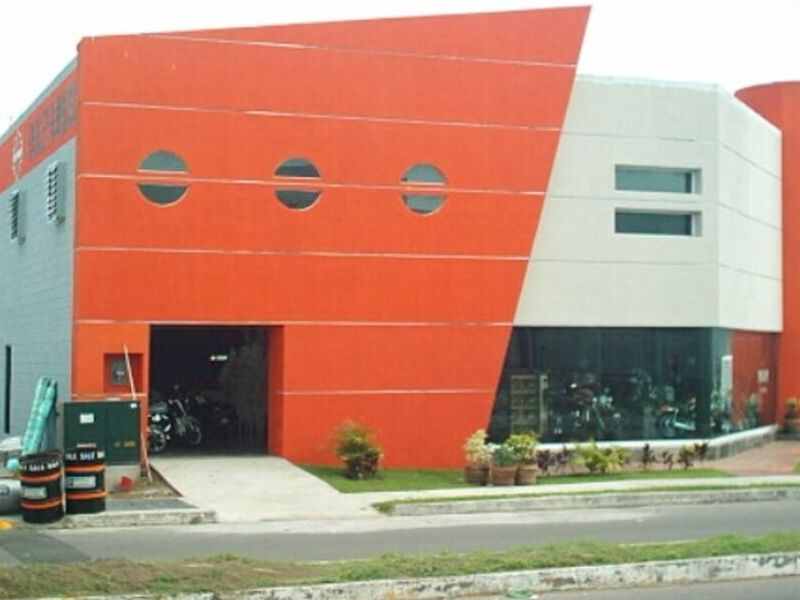 Remodelación Centros Comerciales México DF