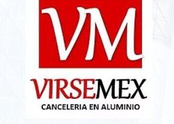 CANCEL CORREDIZO VIRSEMEX MÉXICO DF - VIRSEMEX