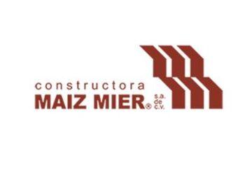 PRESTACIÓN DE MAQUINARIA MÉXICO DF - CONSTRUCTORA MAIZ MIER