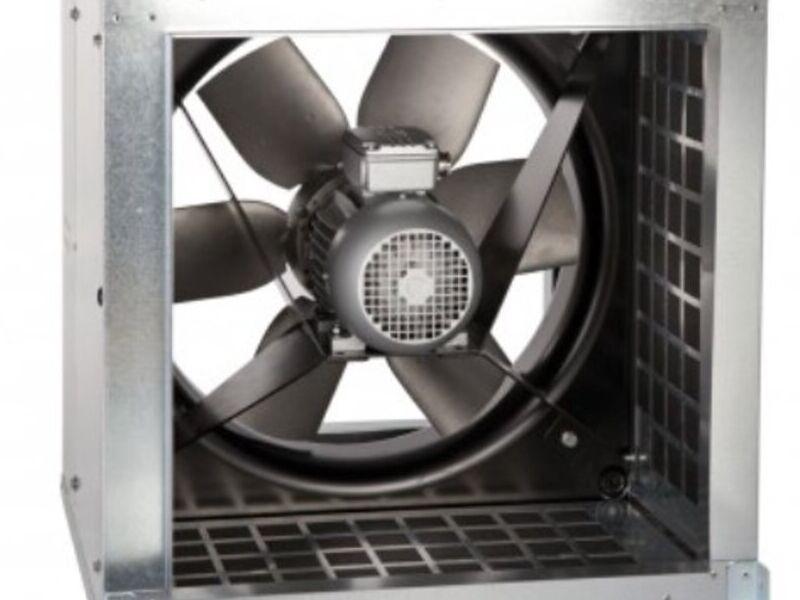 Ventiladores y Extractores de Aire