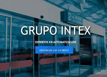 Puertas automáticas Rioby - GRUPO INTEXT