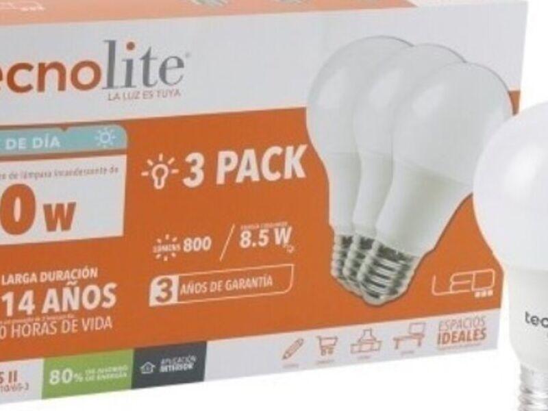 Foco LED 8.5 W