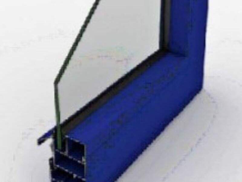 Perfil de Aluminio Fijo MÉXICO DF