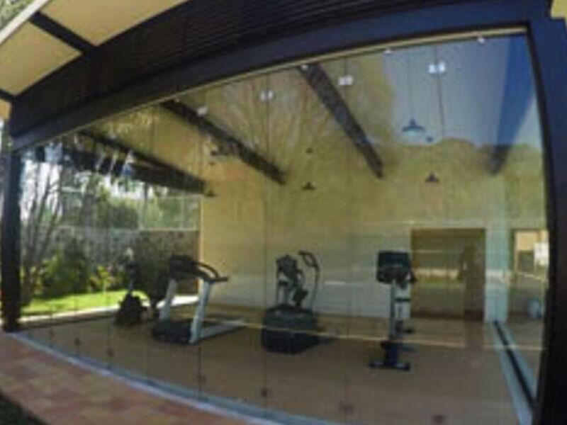 Cancelería de Cristal Templado MÉXICO DF