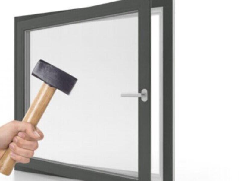 aislamiento termo-acústico de ventanas en PVC