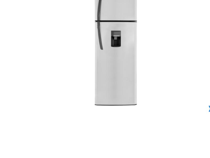 Refrigerador automático Inoxidable Mabe