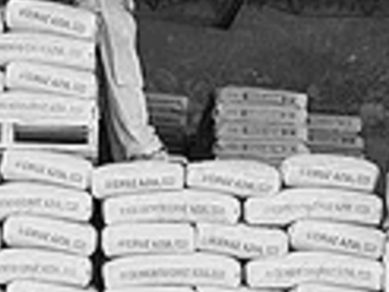 Cemento Blanco  - Aceros Tlalpan  | CONSTRUEX