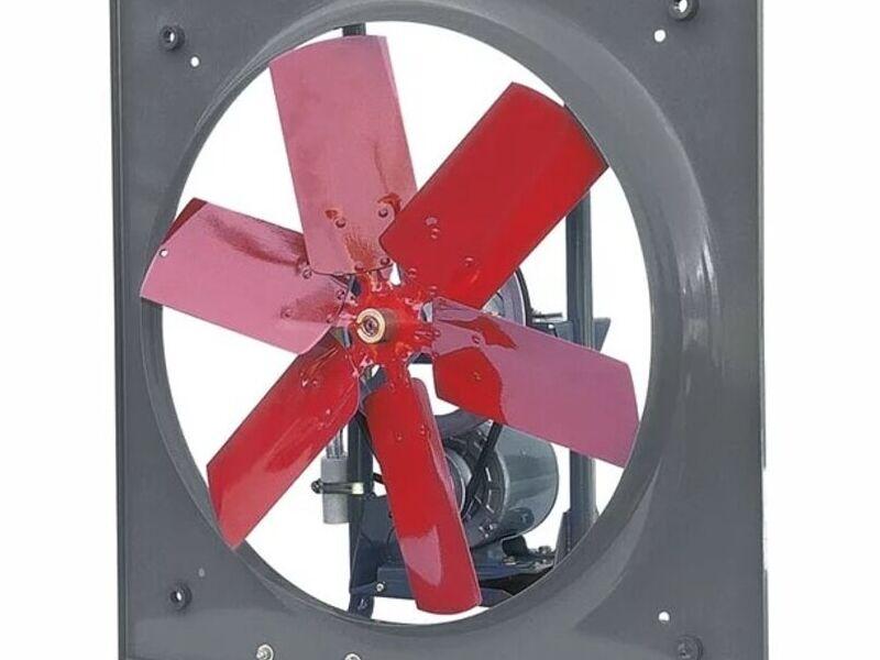 Extractores axiales con transmisión MÉXICO DF