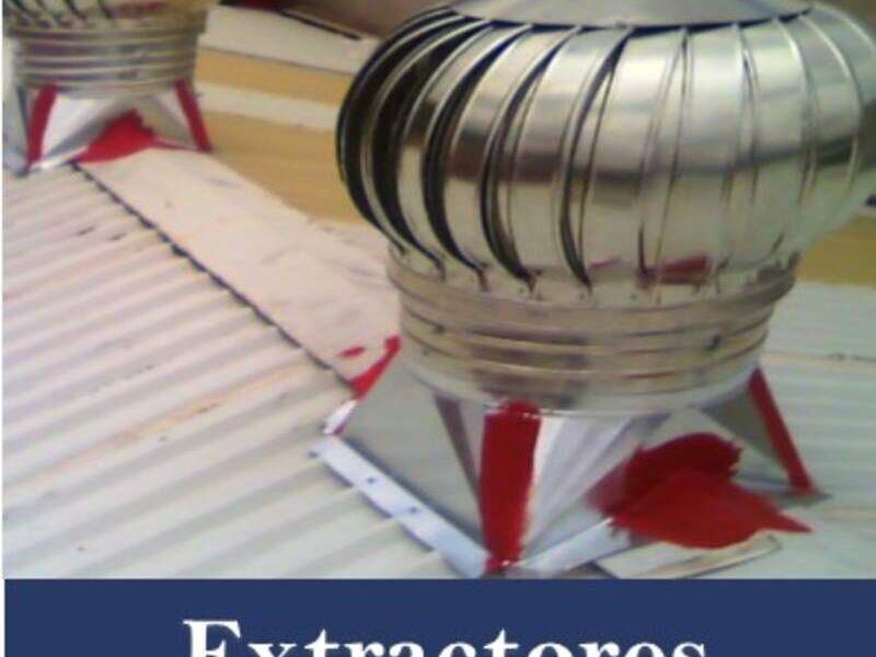 Extractores atmosféricos MÉXICO DF
