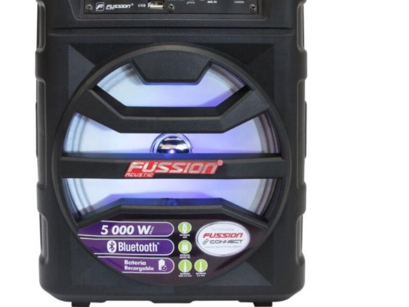 Bafle Amplificado Fussion PBS-1019 Bluetooth