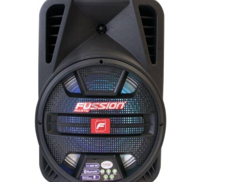 Bafle Fussion 12 pulgadas Bluetooth MÉXICO DF