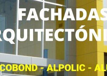 FACHADAS DE ALPOLIC MÉXICO DF - FACHADAS ARQUITECTÓNICAS