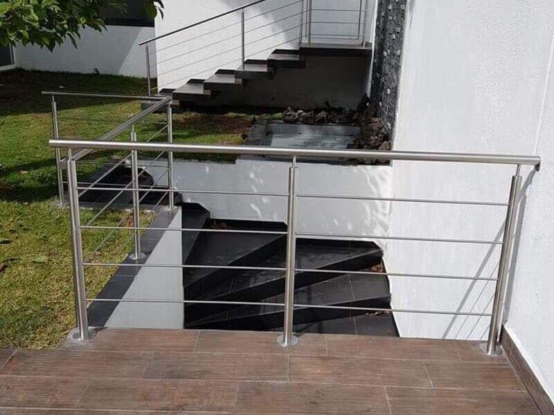 Barandal de Resguardo MÉXICO DF