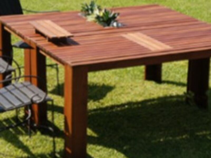 Mesa modular de Jardin