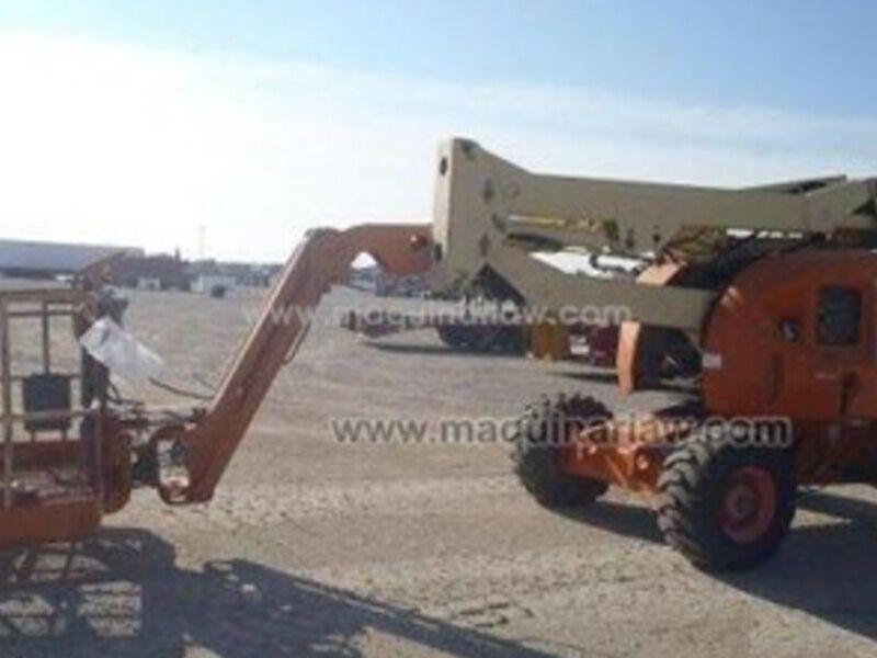 MONTACARGAS  3 JLG 450AJ