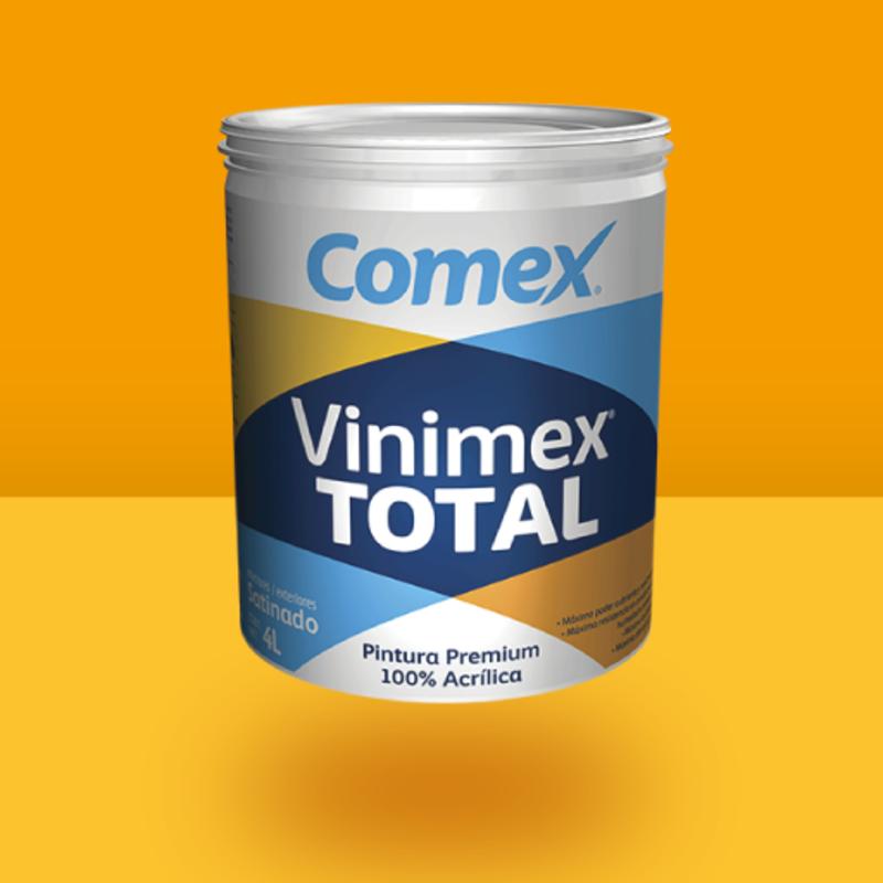 Vinimex Total    COMEX PINTURAS