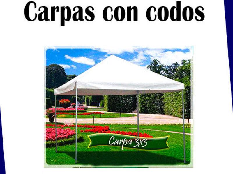 CARPA CON CODOS