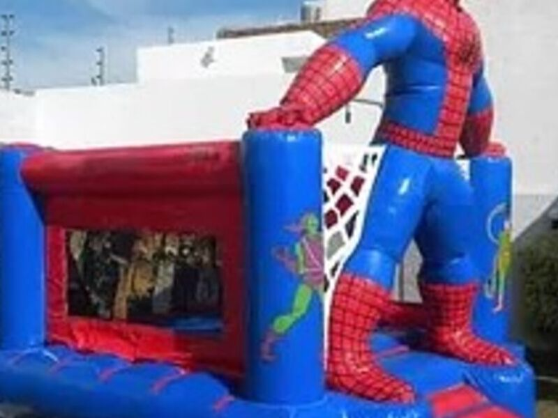 INFLABLE Spider Man