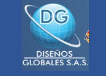 CARPA DECORADA MÉXICO DF - DISEÑOS GLOBALES S.A.S. & AEROMEDIOS LLC