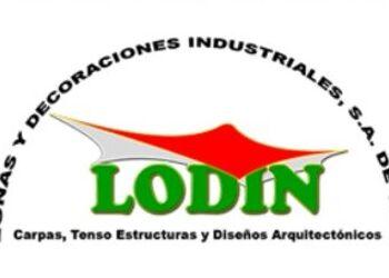 Carpas Hexagonales MÉXICO DF - LODIN
