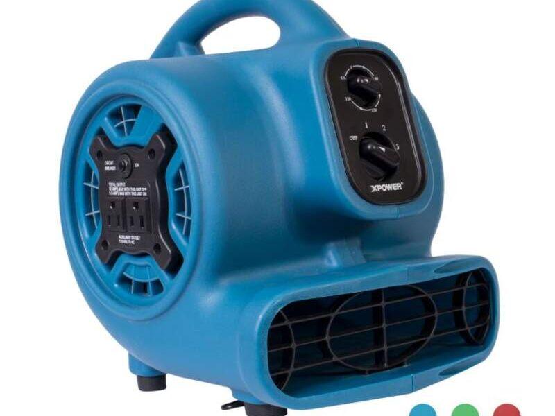 Mini ventilador XPOWER