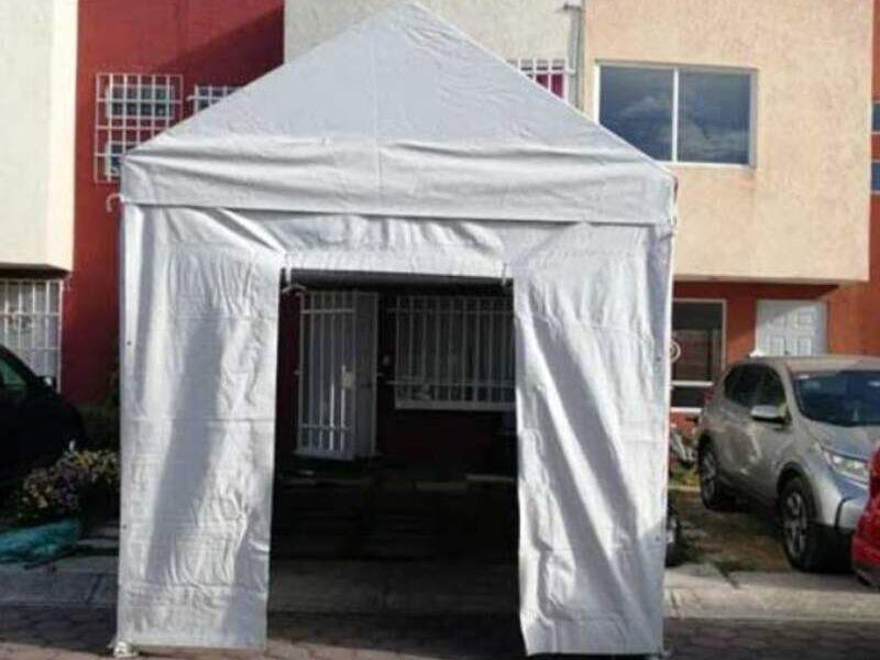 CARPA DE 5 x 10 metros