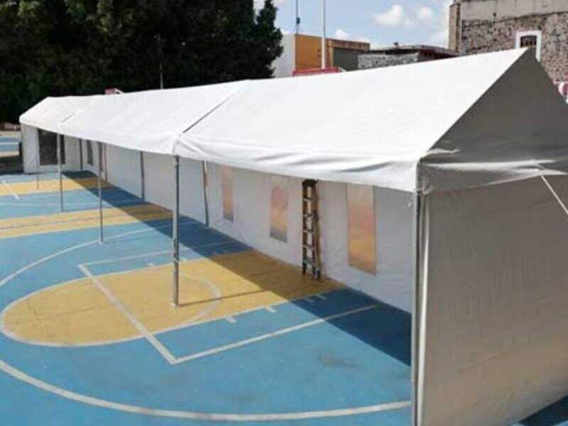 CARPA 20 x 24 metros MÉXICO DF