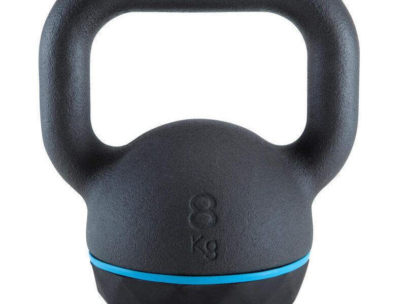 Pesa kettlebell 8 kg MÉXICO DF - DECATHLON | CONSTRUEX
