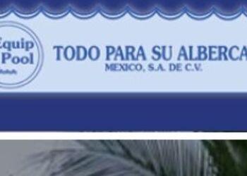 Hidromasaje MÉXICO DF - TODO PARA SU ALBERCA