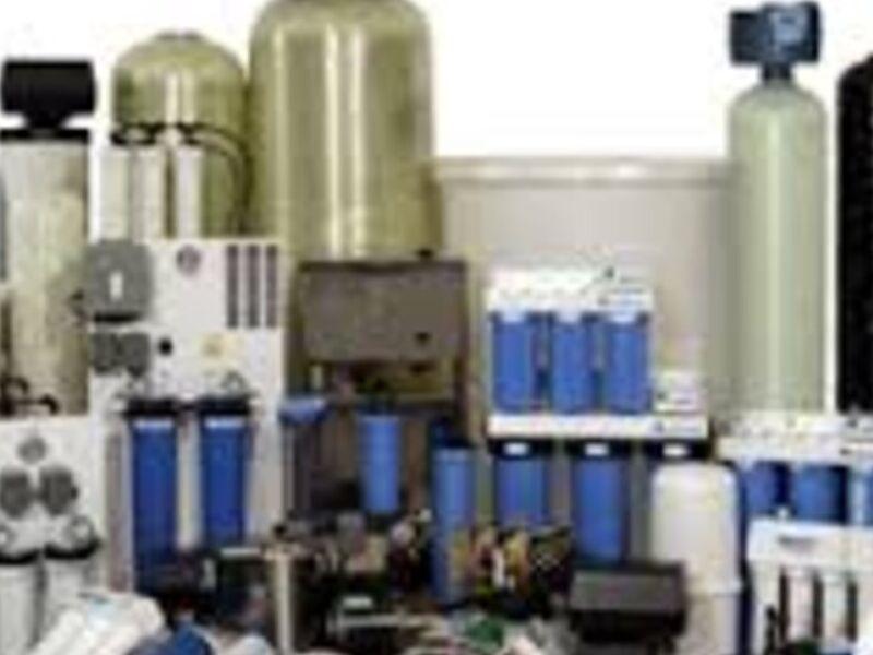 Refacciones para tratamiento de aguas