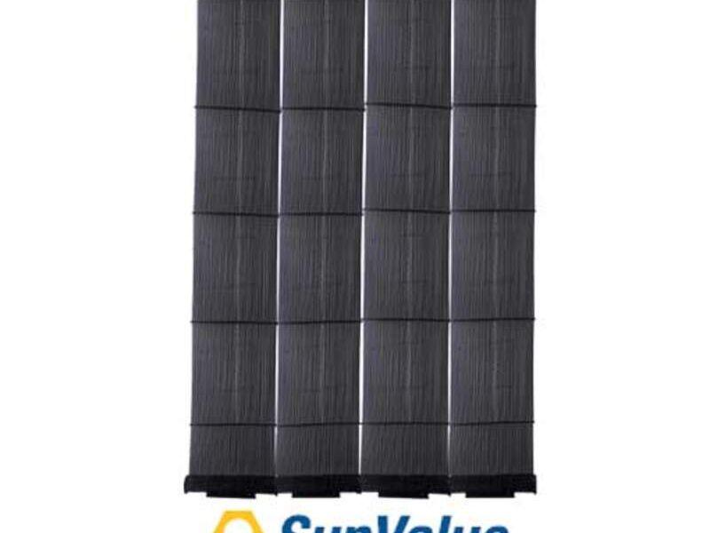 Panel solar para alberca SunValue SV-40