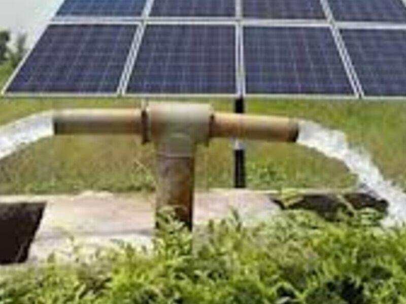 Bombeo de Agua Solar