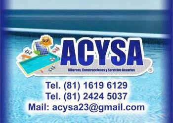 Jacuzzi México DF - Acysa Albercas Construcciones Y Servicios