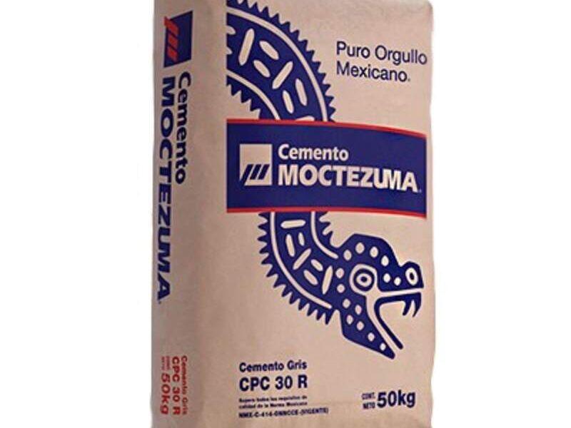 Cemento Gris Moctezuma MÉXICO DF