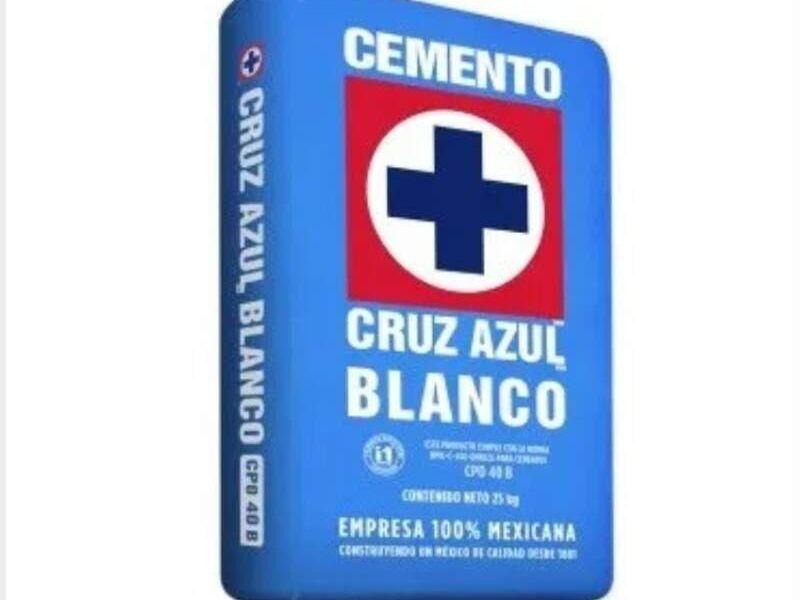 CEMENTO BLANCO MÉXICO DF
