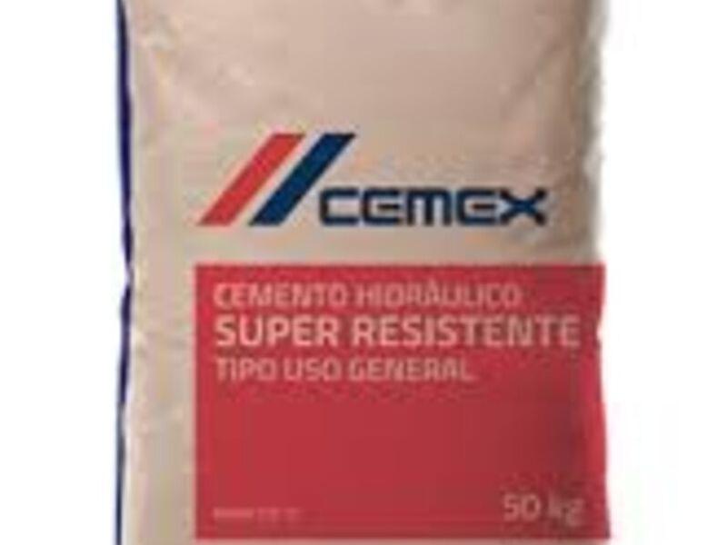 Cemento Gris MÉXICO DF