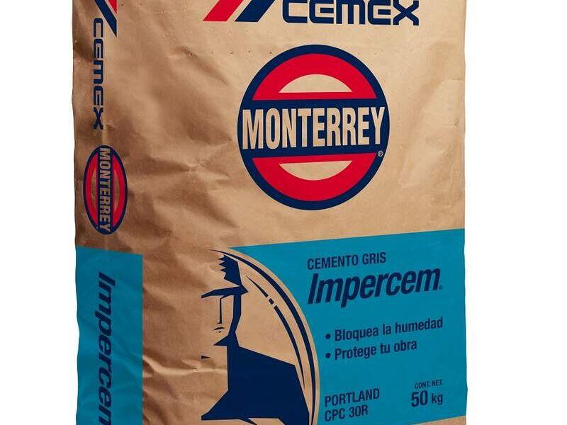 Cemento Impercem Cpc30R, Tonelada