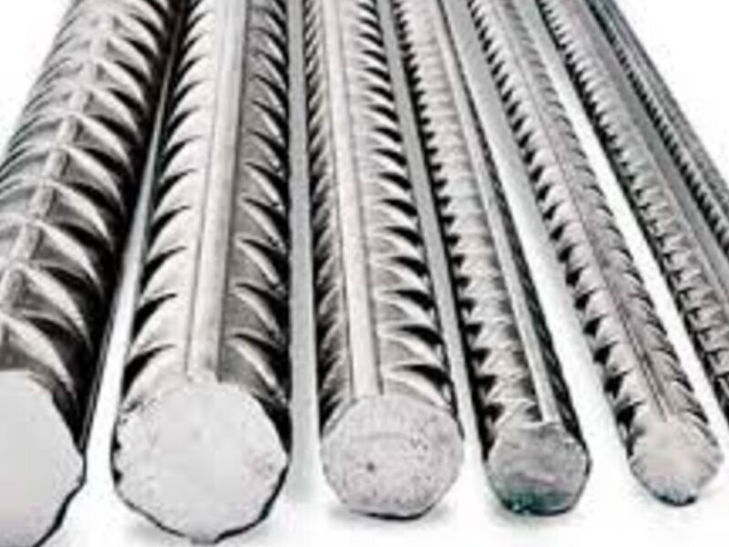 Varillas de acero electrosoldadas