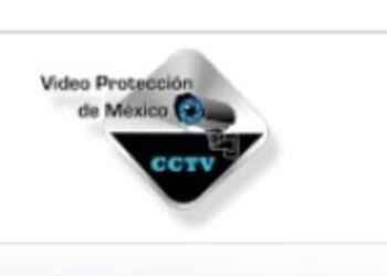 Cámara Domo HDCVI 1080p - Video Protección de México