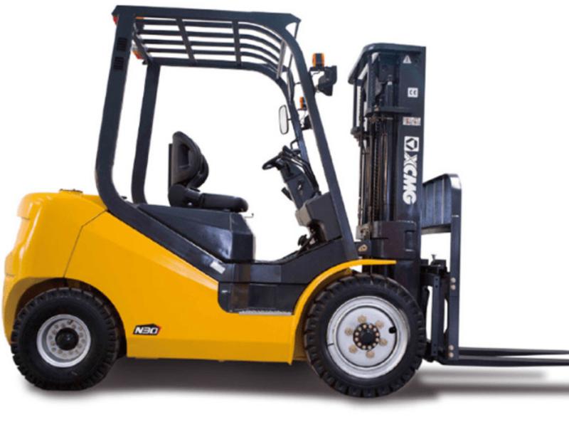 Montacargas Diesel 1-3.5