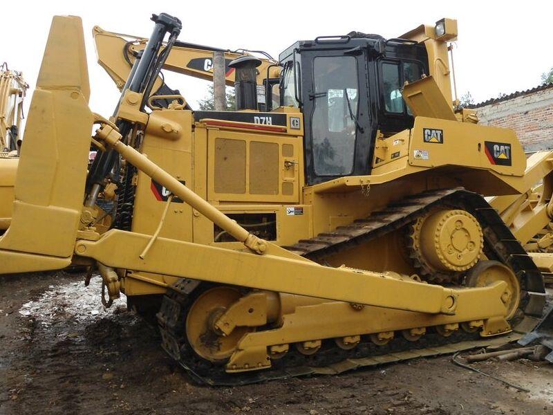 Tractor Caterpillar D7H MÉXICO DF
